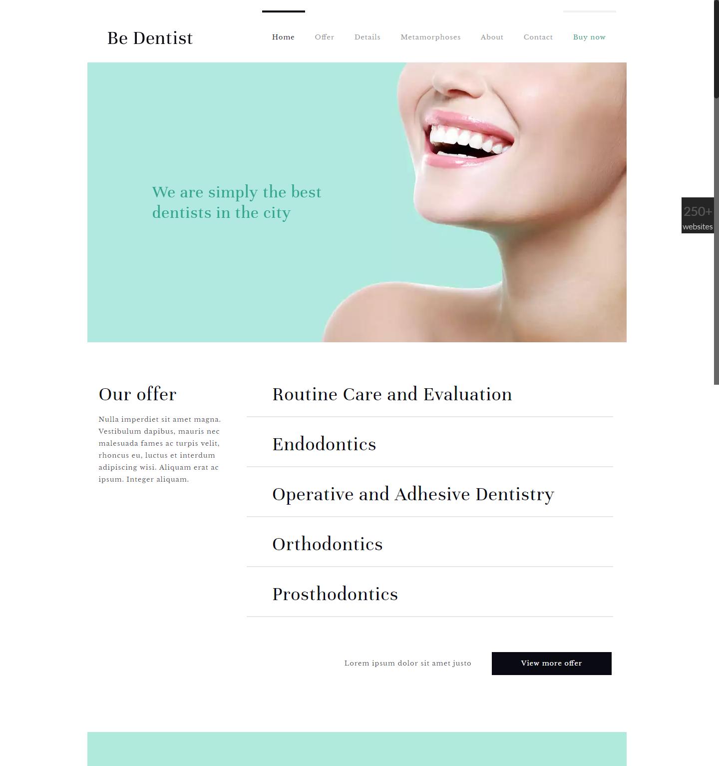 themes dentist1